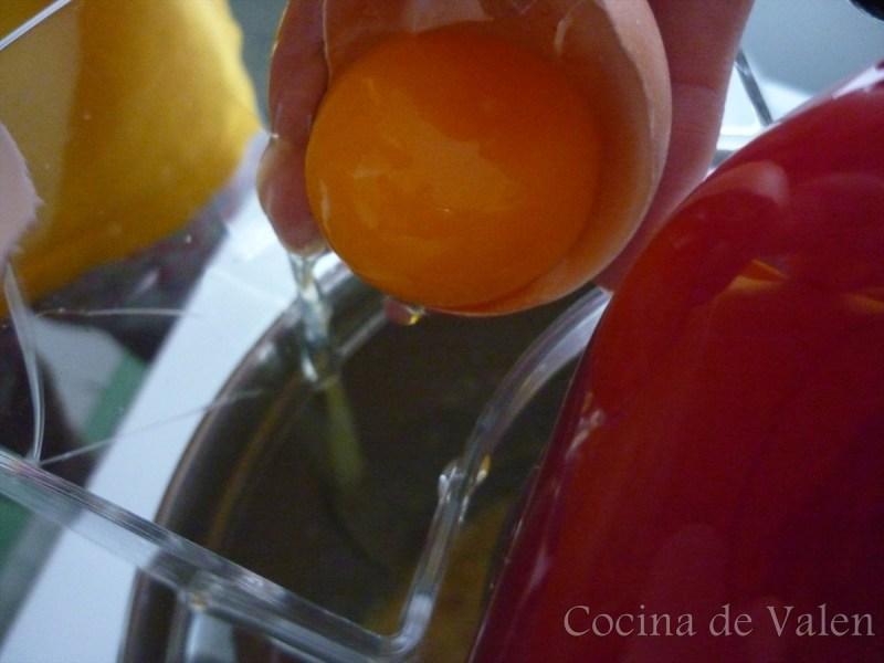 Bizcocho express de Nutella - Cocina de Valen