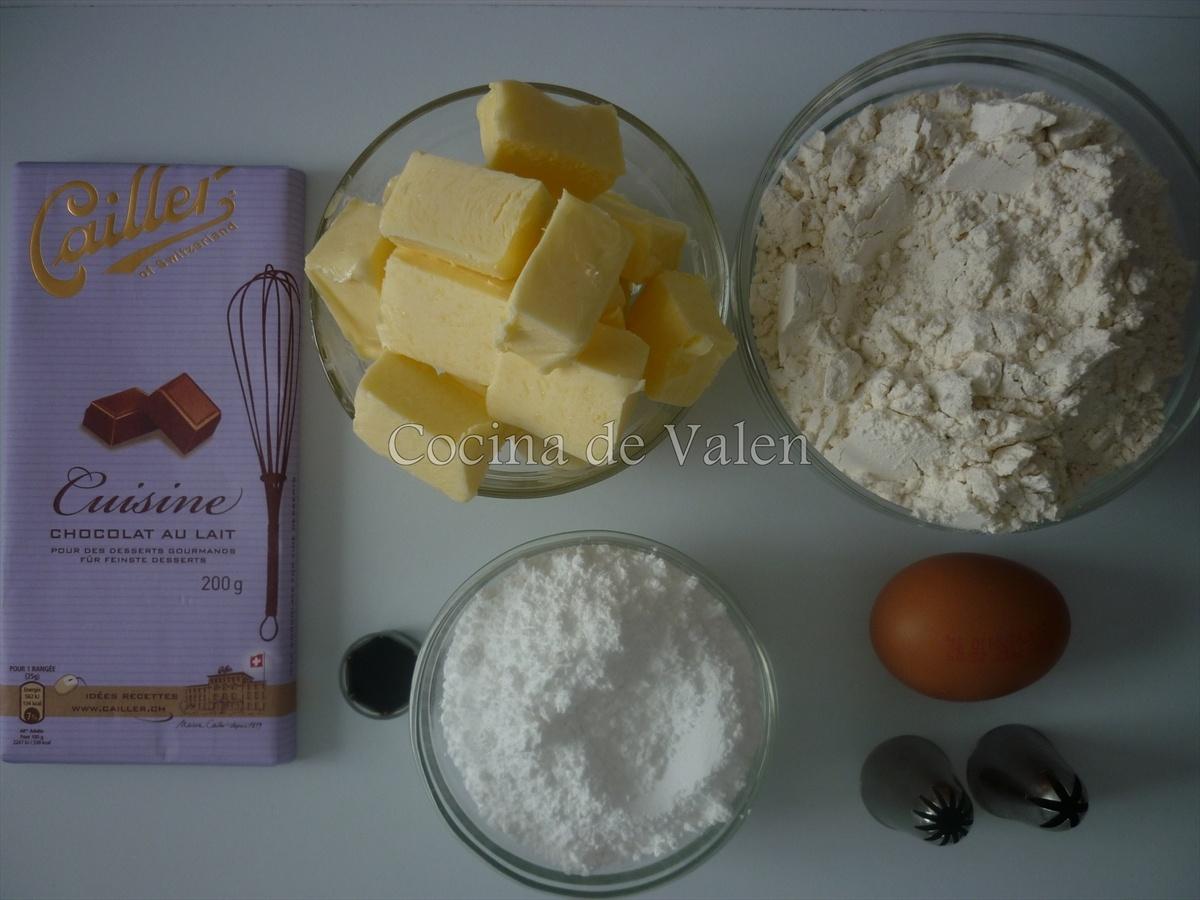 Ingredientes Pasta Seca Venezolana