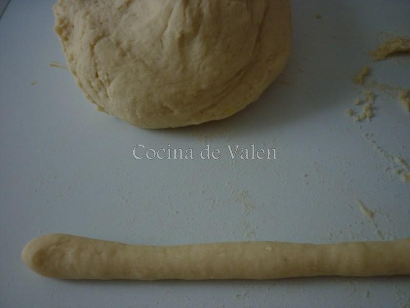 Ñoquis - Cocina de Valen