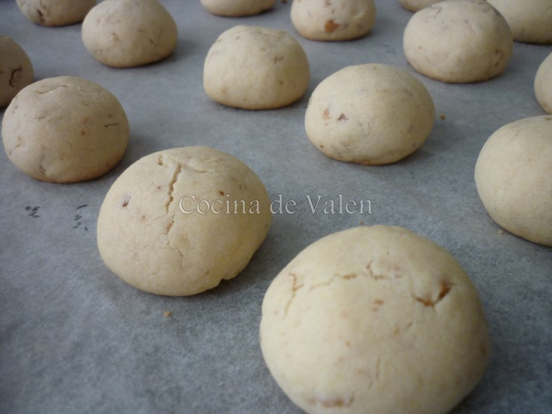 Snowball Cookies - Cocina de Valen