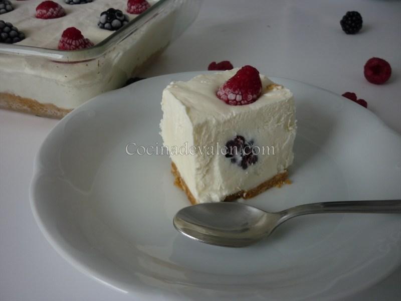 Pie de Yogurt - Cocina de Valen