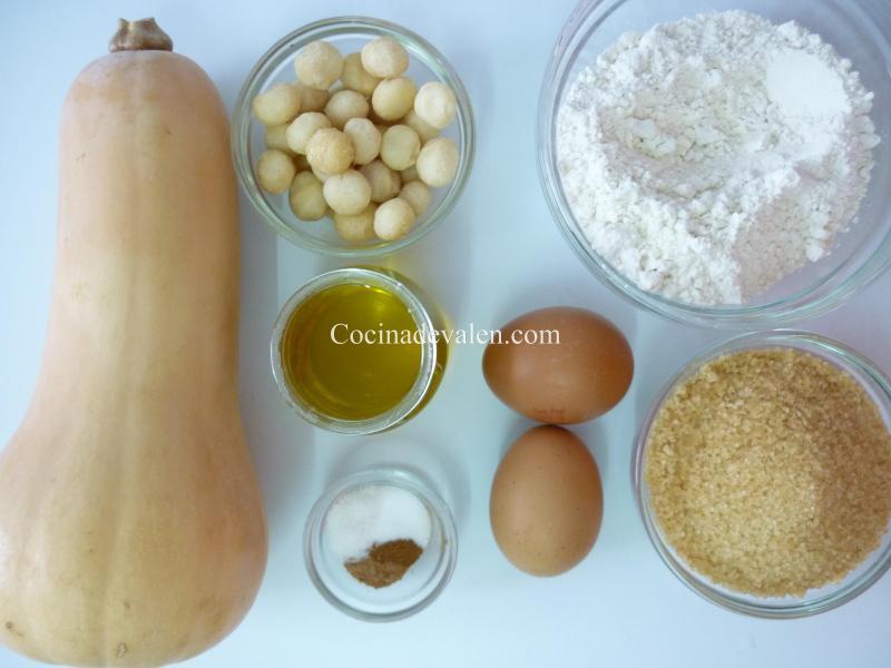 Bizcocho de Calabaza y Especias - Cocina de Valen
