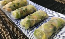 Rollitos Vietnamitas - Cocina de Valen