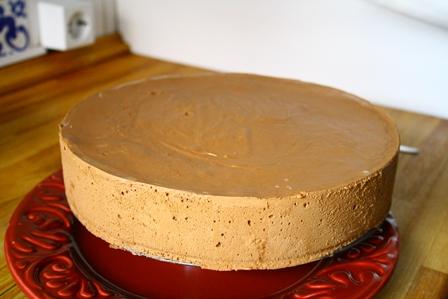 Gâteau Royal ou Trianon (Tarta Royal)