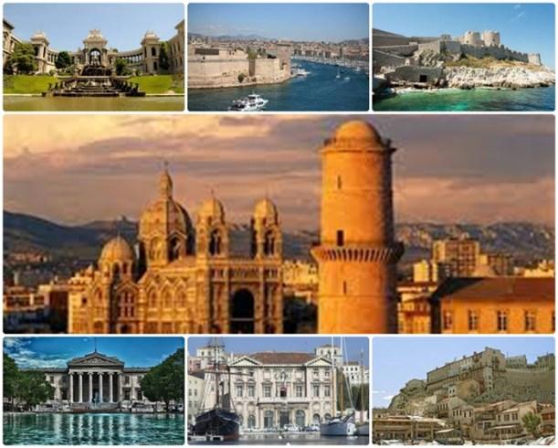Ciudad de Marseille