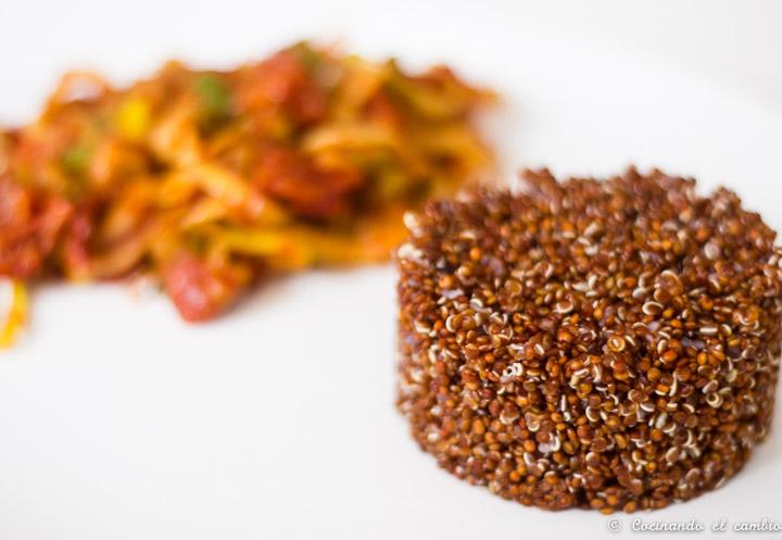 quinoa-con-pisto