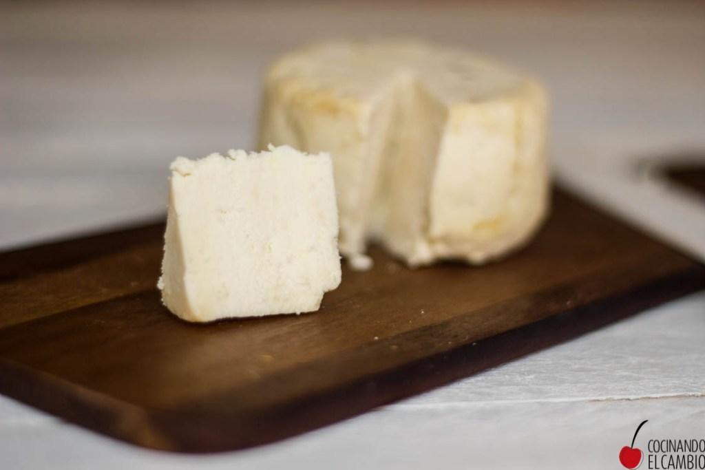 queso de almendras