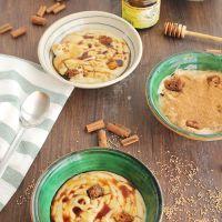 Gachas dulces (con agua y leche), receta tradicional de Jaén para el Día de Todos los Santos