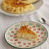 Tarta de queso cremosa ¡Deliciosa!