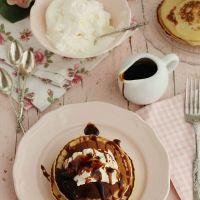 Cómo hacer Tortitas americanas para un desayuno o una merienda especial
