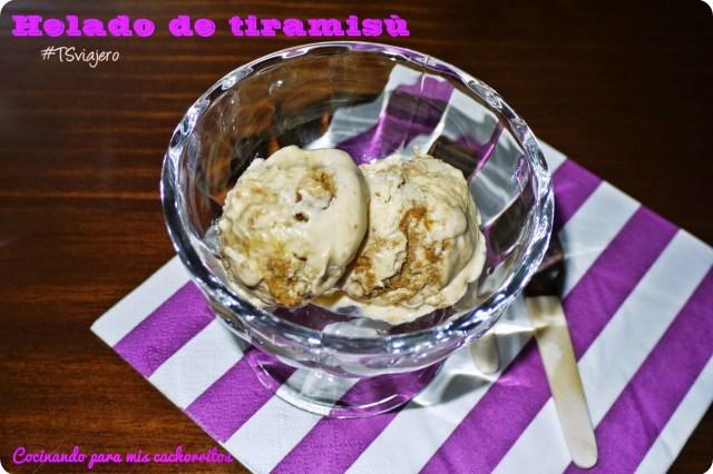 helado de tiramisú