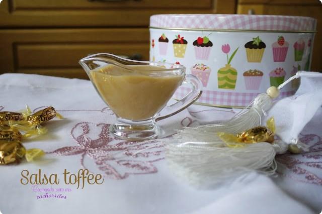 Salsa de toffee