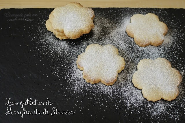 Las galletas de la princesa Margarita