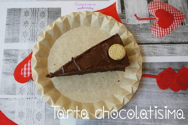 tarta chocolatísima
