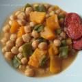 Cocido sanluqueño con receta paso a paso