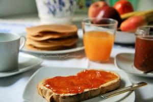 Receta de tomates casera