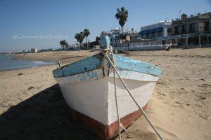 Playa de bajo de guía sanlucar de barrameda