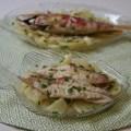 receta de salmonetes con patatas a lo pobre