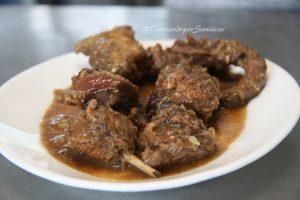 Receta del Chef. Cocinando por Sanlúcar