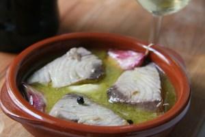 Cocinando por Sanlúcar. Recetas de atún