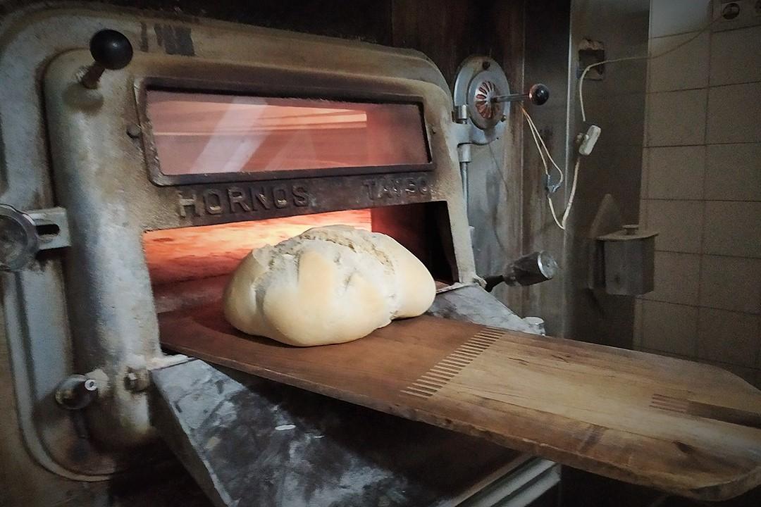 Culto al buen pan. Zufre (Huelva)