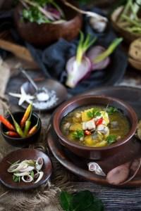 Gastronomía de Timor