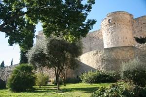 Castillo de Santiago. Sanlúcar de Barrameda