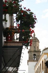 Barrio alto de Sanlúcar de Barrameda