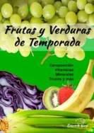 Portada libro Frutas y verduras de temporada