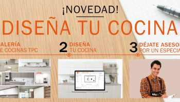 TPC Cocinas | Cocinas 3D