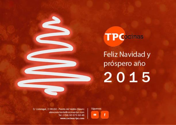 Navidades TPC Cocinas
