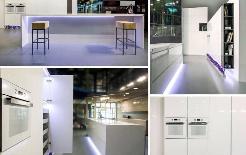 Cambiar puertas de cocina good cocina clsica madera serie - Cambiar puertas armarios cocina ...