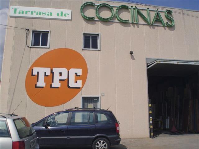 COCINAS TPC EN TERRASSA BARCELONA