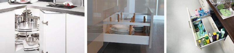 Muebles imprescindibles en la cocina