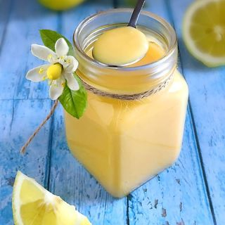 Crema de limón casera deliciosa (Lemon Curd)