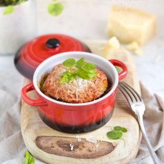 Berenjenas a la parmesana con Thermomix®