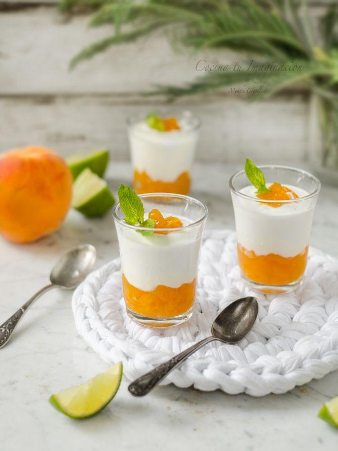 crema de yogur