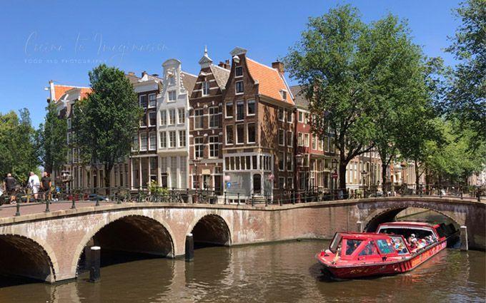comer en amsterdam