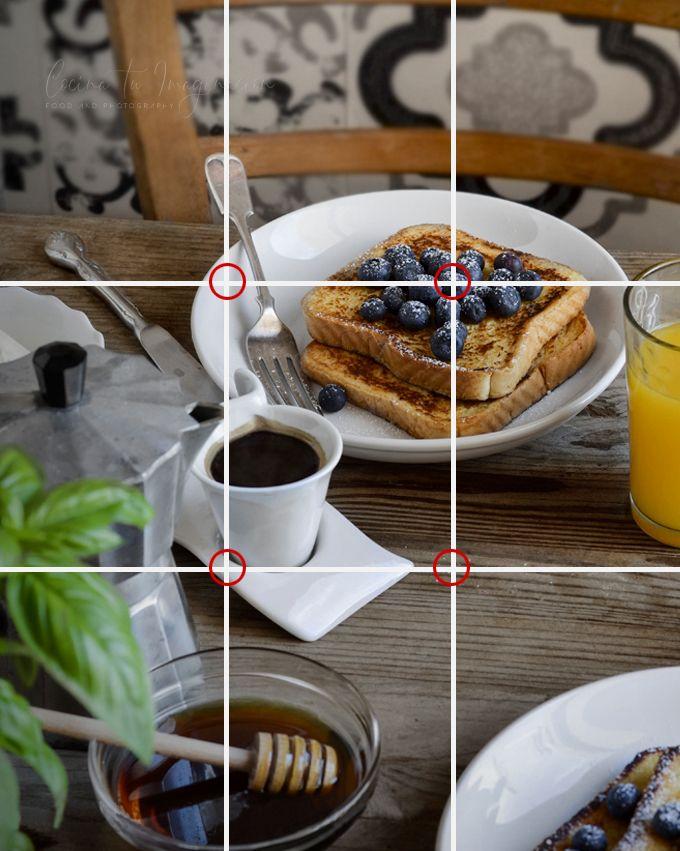 reglas de composición fotográfica
