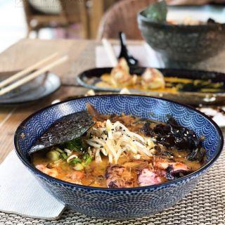 Kame House Kitchen Barcelona, cocina fusión japonesa