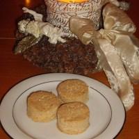 Polvorones - Spanisches Weihnachtsgebäck