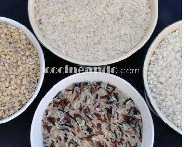 Tipos de arroces según el grano: características y propiedades de los arroces de grano largo