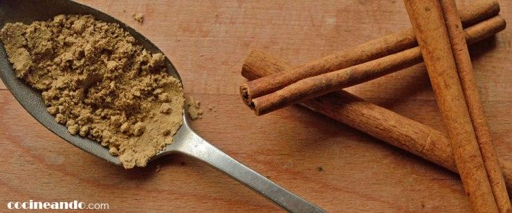 Usos culinarios de la Canela