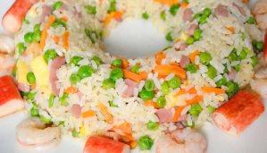 receta de arroz frito a las mil delicias - recetas de arroces - recetas realfooding o real food