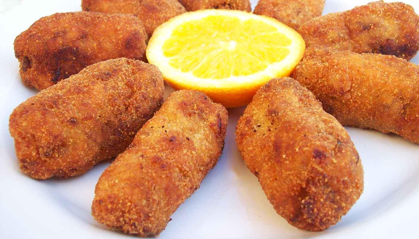 Receta de croquetas de pollo caseras - recetas de pollo - recetas de reaprovechamiento - recetas realfooding o real food