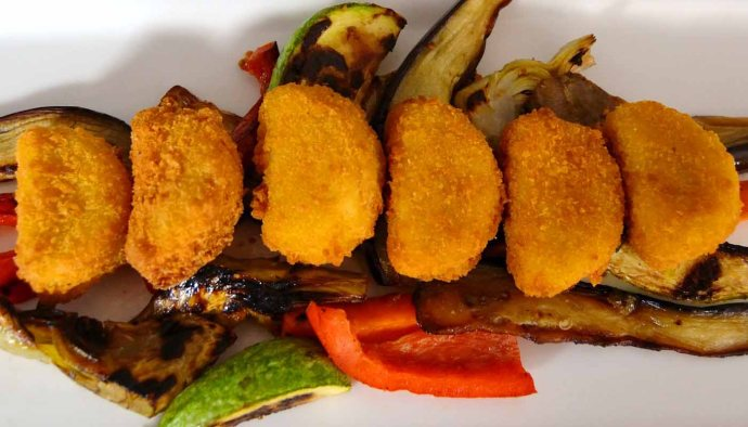 Receta de nuggets de pollo caseros - recetas de pollo frito - recetas realfooding o real food