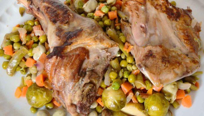 receta de paletilla de cordero asada a la segoviana - recetas de cordero - recetas realfooding o real food