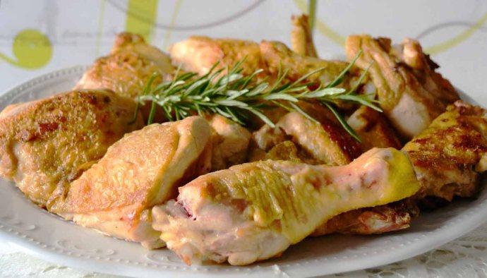 receta de pollo frito marinado - recetas de pollo frito - recetas realfooding o real food