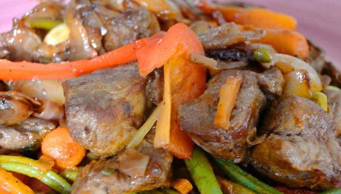 receta de guiso de ternera con verduras - recetas de ternera - recetas de carnes - recetas realfooding o real food