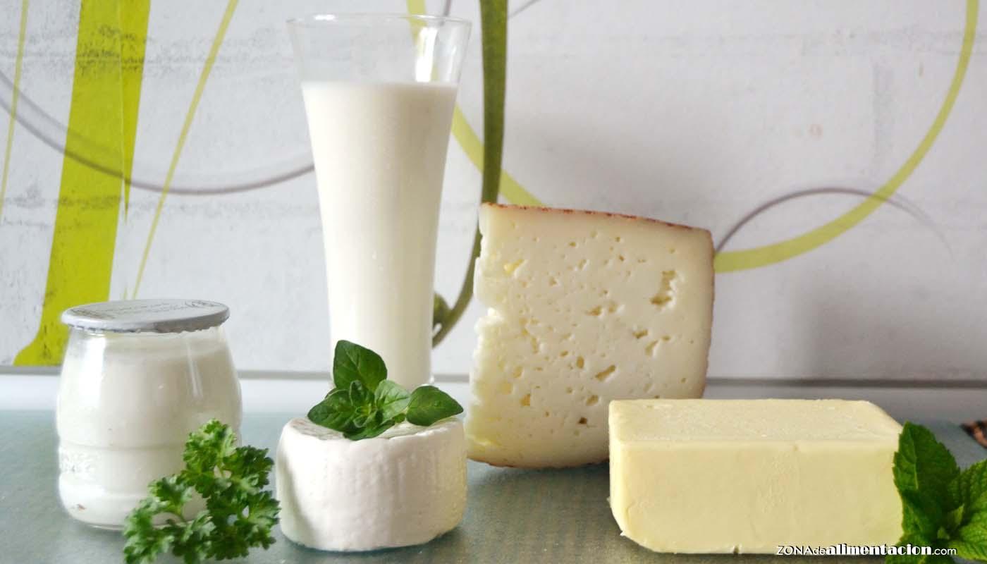 La leche y los lácteos, sus usos de la cocina dulce a la salada - valor nutritivo de los lacteos